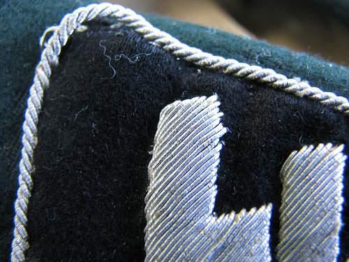 WW2 SS uniform?