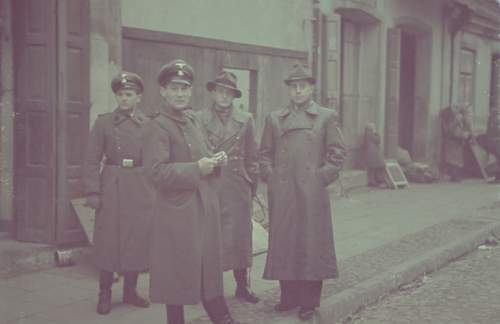 Pictures of Gestapo Men