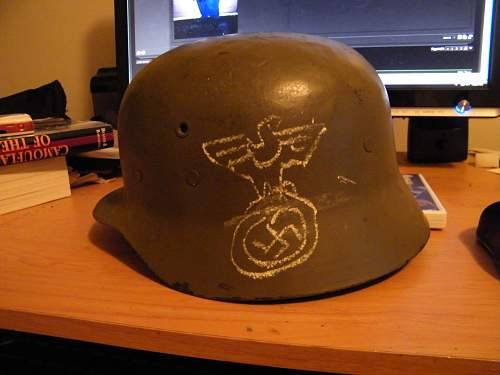 Perhaps the finest SS cap I've ever seen!