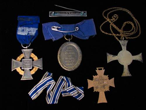 SS Helferin badge,,,good or bad