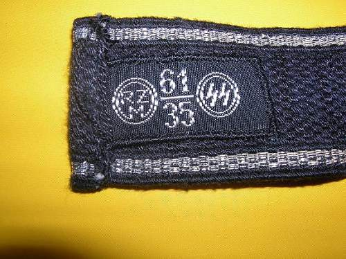 Oberbayen Cuffband
