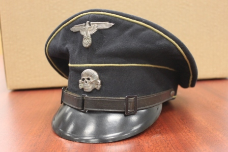Round Table On This SS Visor, Let The Discussion Begin
