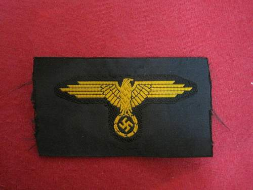 Some SS Insignia Good Or Bad