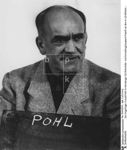 Pohl, stripped of glory