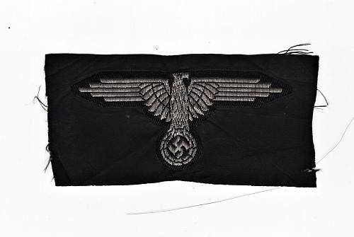 Flatwire SS Sleeve Eagle