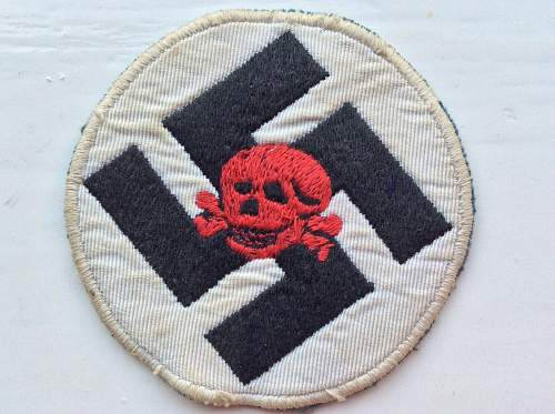 Help Identifying This Cloth Patch!