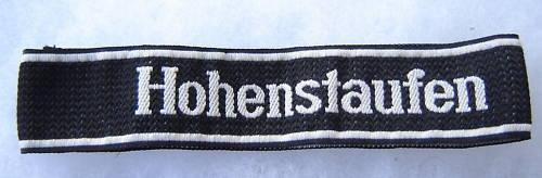 Hohenstaufen cuff title