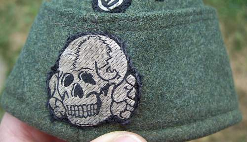 overseas side cap, real or fake?