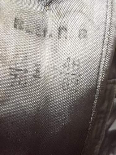 SS M43 Tunic Real or Fake