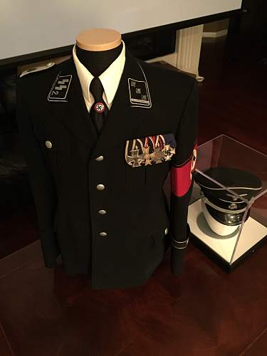 Allgemeine SS-VT Tunic to share with you