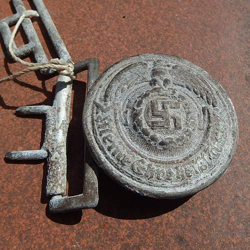 Need help another SS Belt Buckle