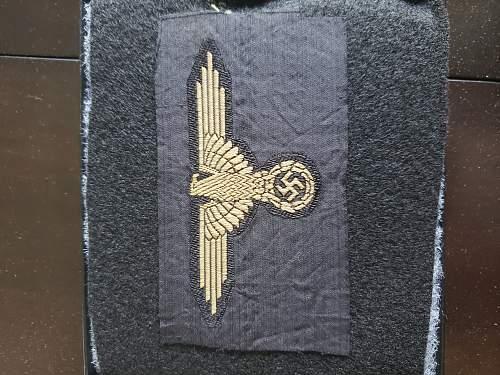 Ss tropical sleeve eagle