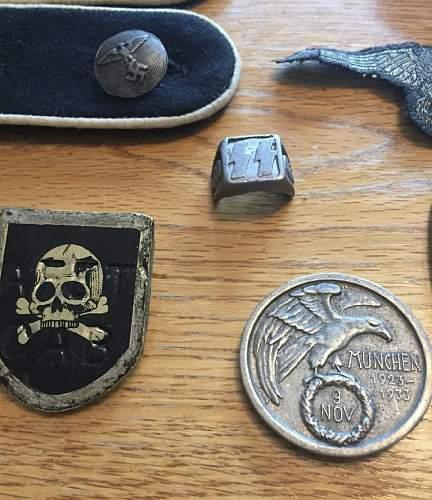 World War 2 German items real or fake?