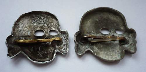 2 overhoff skulls (grounddugs) opinion please