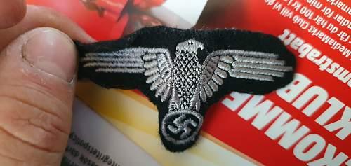 ss sleev eagle