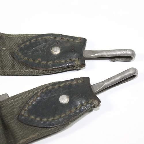 SS breadbag strap