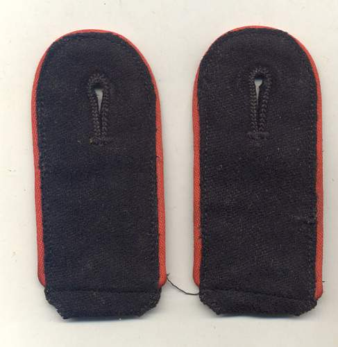SS Shoulder Boards