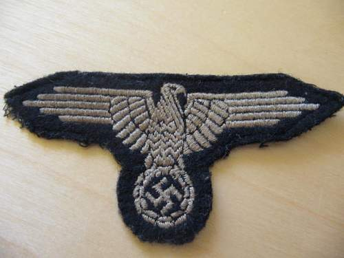 SS Insignias for Officer and NCO, real or not?