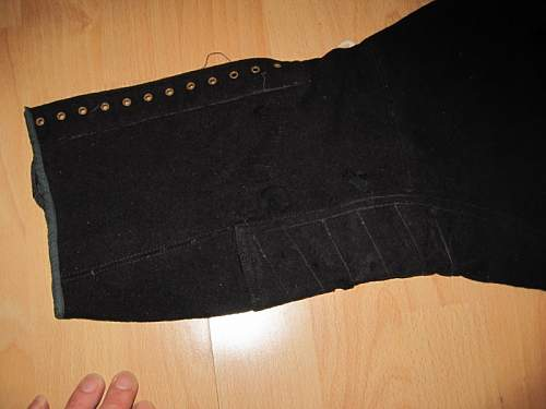 SS RIDING BREECHES real or fake