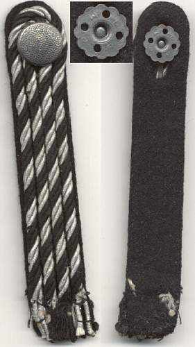 Opinion on this shoulder board
