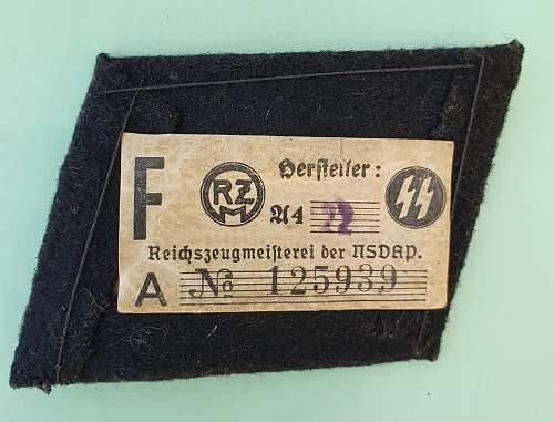 SS-Totenkopfverbände Insignia