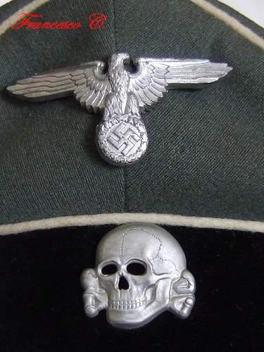 SS Office's Visor Cap