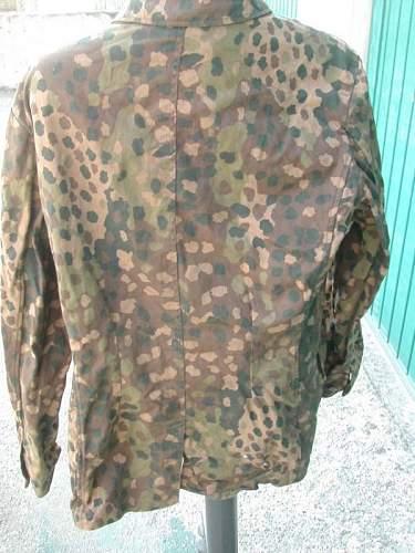 SS camo tunic, real or fake?