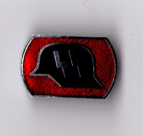 Can Anyone identify this SS badge for me