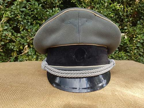 Officer Cap please Support