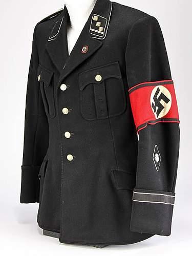 SS Judicial Tunic
