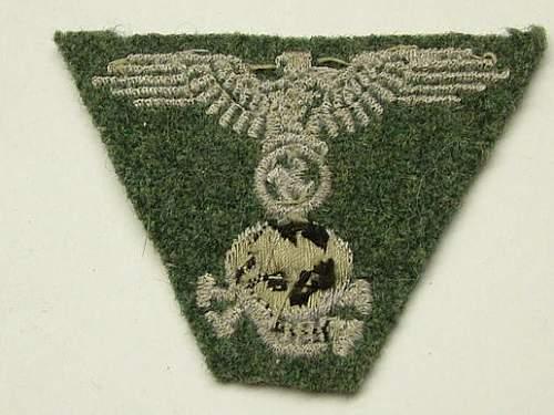 m43 cap insignia