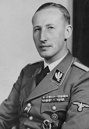 Regiment Reinhard Heydrich SS Tunic