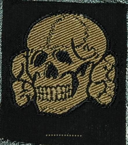 original tropical skull?