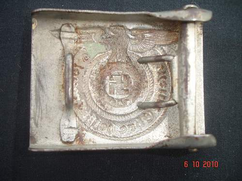 What do you think of this SS buckle?