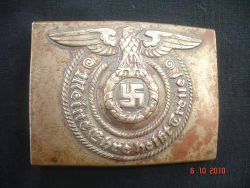 What do you think of this SS buckle? #2