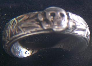 ss honour ring , opinions please