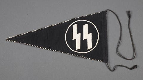 SS Vehicle Pennant