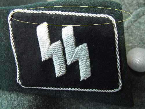 SS Officers Tunic