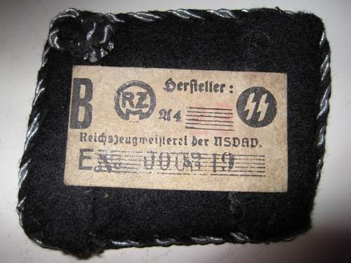 need oppinion on this SS no 2 Collar Tab
