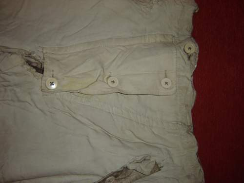 Ss oak-leaf reversible winter pants!