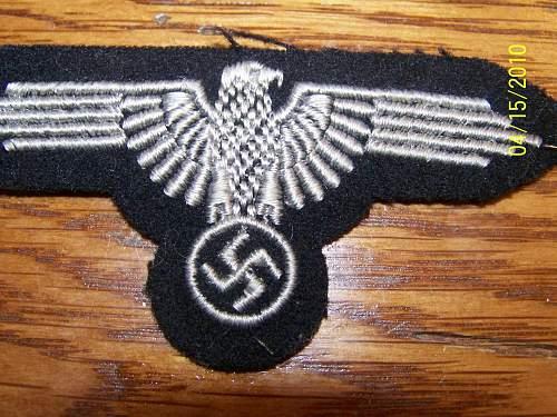 SS Sleeve Eagle
