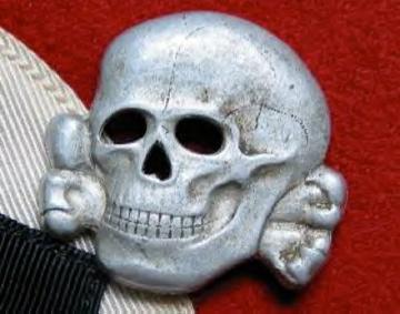 Metal cap skull M1/24