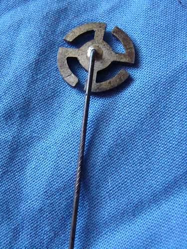 Unknown Stickpin
