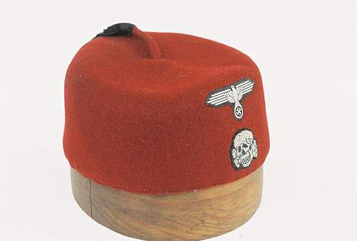 Ss red fez,,,opinions please