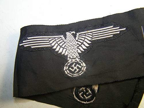 Bevo sleeve Eagle for discussion