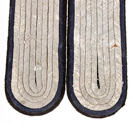 not sure about ss medical shoulder boards