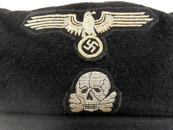 New SS visors