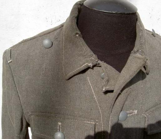 W-SS M42 Feldbluse (SS-BW marked)