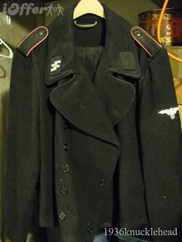 SS panzer uniform, is it good?