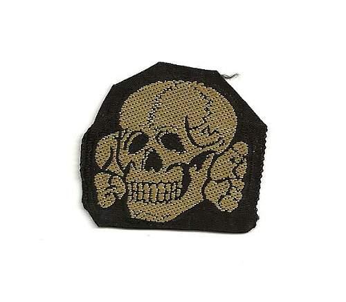 Tropical SS Skull